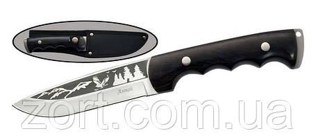 Нож с фиксированным клинком Алтай-2, фото 2