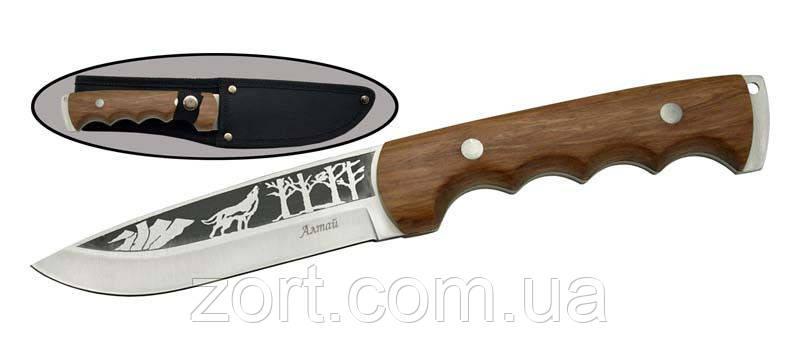 Нож с фиксированным клинком Алтай