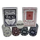 Набор покерный 100 фишек и карты, в подарочной упаковке. PN62008, фото 2