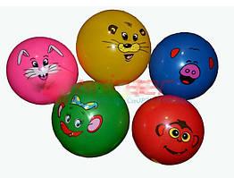 Мячик детский игровой. Диаметр 14 см  10 ШТ