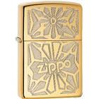 Зажигалка Zippo 28450 желтая 28450, фото 2