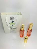 Женская парфюмированная вода Versense Versace в подарочной упаковке 2х20 ml RHA