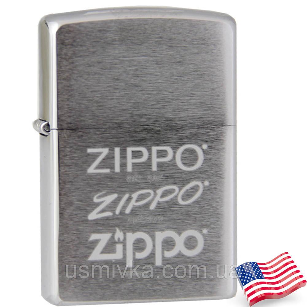 Бензиновая зажигалка Zippo 171548 ZIPPO HISTORY