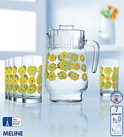 Питьевой набор LUMINARC MELINE 7 приборов