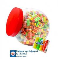 Жевательная резинка O`Fresh банка 200 шт.
