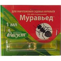 Муравьед 1 мл (ампула) средство от муравьев