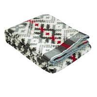 Одеяло полушерстяное 140х205