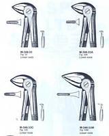 Щипцы экстракционные для корней нижних зубов(Пакистан)