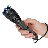 Удобный фонарик-электрошокер ZZ-1106 Police 80.000KV. Высокое качество. Интернет магазин.  Код: КДН338