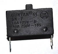 Микропереключатель для кофеварки 10A 250V