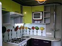 "Кухня ""Вилки-Фрукты"" глянец"