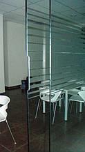 Автосалон (Киевская обл.): внутренние перегородки - алюминиевые, цельностеклянные, сантехнические 5