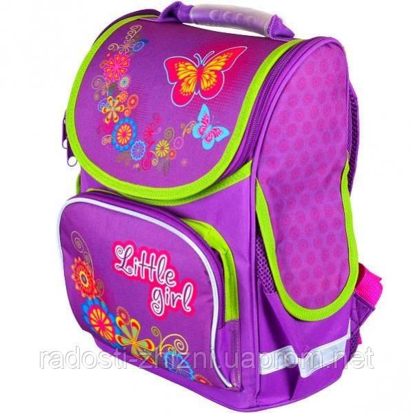 """Ранец школьный детский Smart PG-11""""Little Girl"""" 553013"""