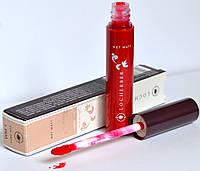 Жидкая помада, чистый красный / Locherber Pure Red