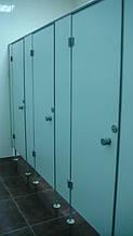 Автосалон (Киевская обл.): внутренние перегородки - алюминиевые, цельностеклянные, сантехнические 10