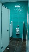 Автосалон (Киевская обл.): внутренние перегородки - алюминиевые, цельностеклянные, сантехнические 11