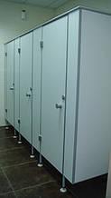 Автосалон (Киевская обл.): внутренние перегородки - алюминиевые, цельностеклянные, сантехнические 14