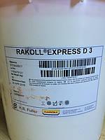 Клей Rakoll ECO-3 (D3) однокомпонентный промышленный для древесины, плёнок, пластика, шпона