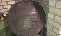 Люк полимерпесчаный черн 1 т ЭПИ
