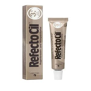 RefectoCil №3.1 Light Brown - краска для бровей и ресниц (светло-коричневая), 15мл