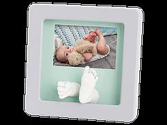 Набор для создания детских слепков + фоторамка Photo Sculpture Frame (Pastel), Baby Art