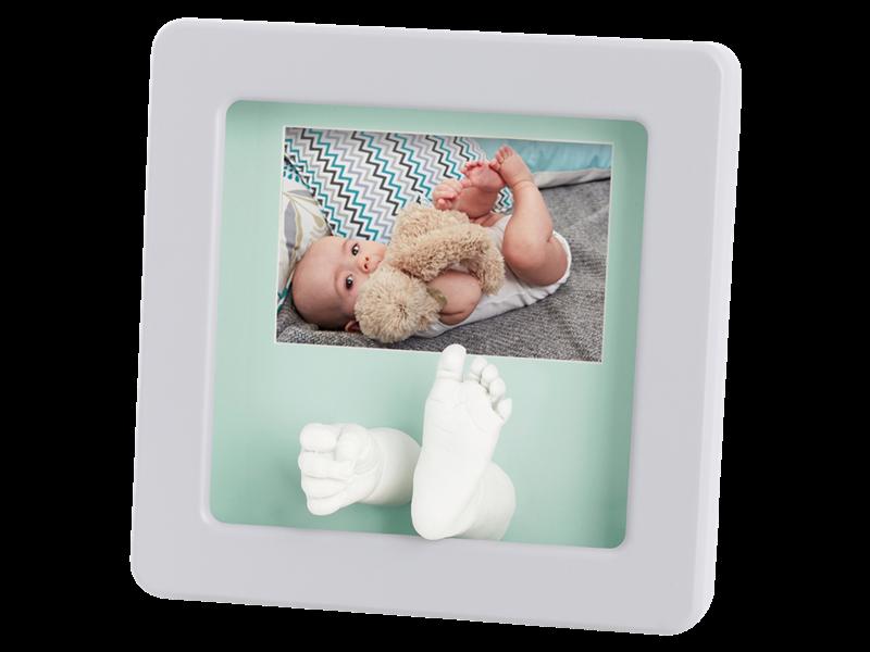 Набор для создания детских слепков + фоторамка Photo Sculpture Frame (Pastel), Baby Art - Интернет-магазин детских товаров «Карапузя» в Киеве