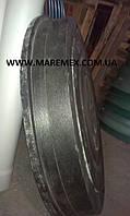 Люк полимерпесчаный черн 5 т (Л)