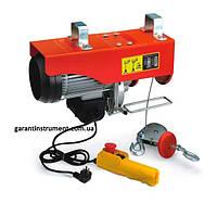 Лебедка электрическая (электротельфер)  FORTE FPA-250