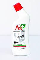 Ag+Гель для чистки туалету Антибактеріальний 750мл