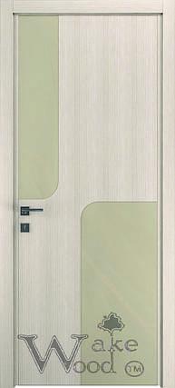 """Межкомнатные двери """"WakeWood"""" Quattro 02, фото 2"""
