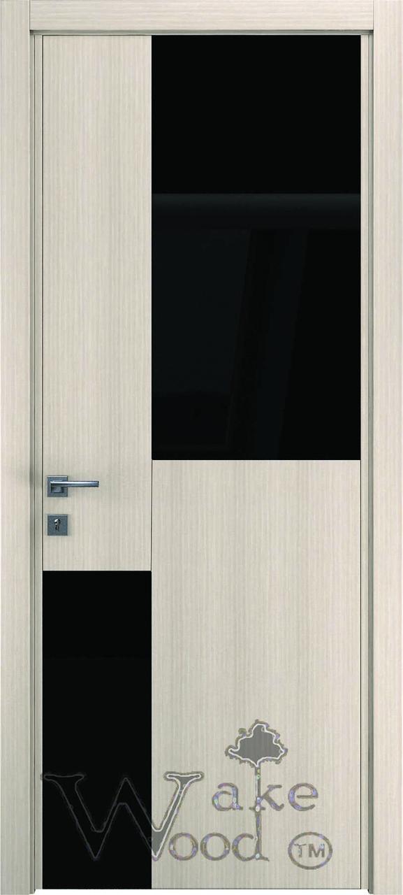 """Межкомнатные двери """"WakeWood"""" Quattro 01"""