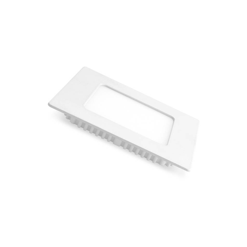 Квадратн.3W-2700K точечный LED светильник Down Light Plastic