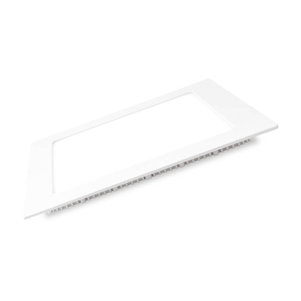 Квадратн.12W-2700K точечный LED светильник Down Light Plastic