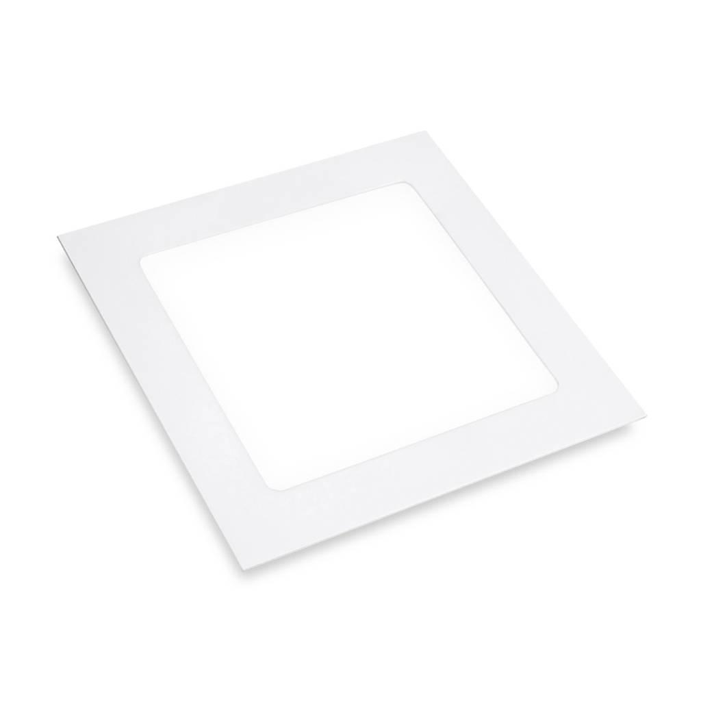 Квадратн.24W-4000K точечный LED светильник Down Light Plastic