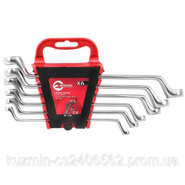 Набор накидных ключей INTERTOOL HT-1101