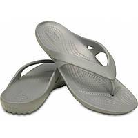 Серые вьетнамки Crocs, фото 1