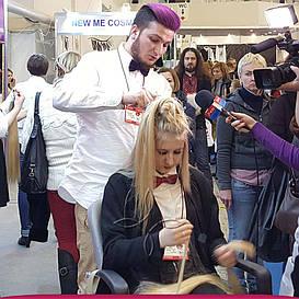 Курсы по Наращиванию Волос: Ленточное Наращивание Пакет VIP