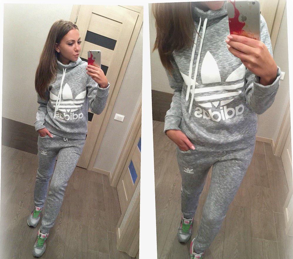 Женский спортивный костюм Adidas Original (теплый) - Sport Active People -  Интернет Магазин Спортивной 5724bda4271