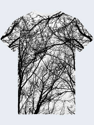 Футболка Ветки Деревьев, фото 2