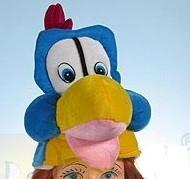 Шапка карнавальная Попугай