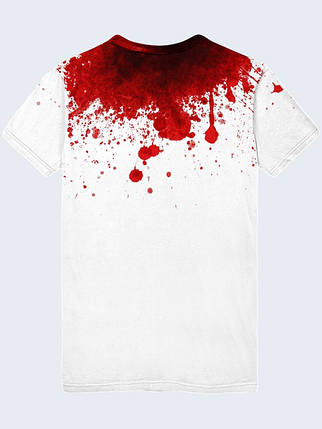 Футболка Кровь, фото 2