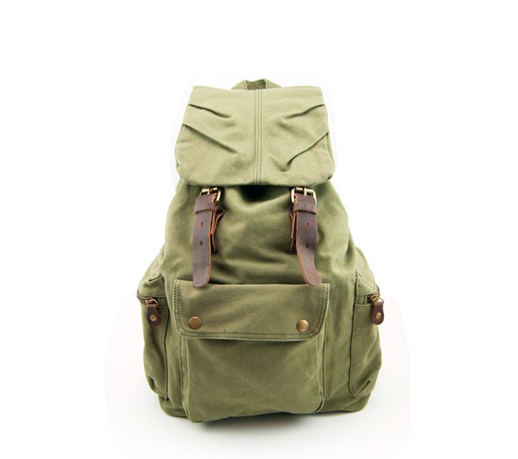 Городской рюкзак | зеленый, фото 1