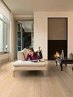 Ламинат Quick-Step Largo White varnished Oak planks (Дуб белый лакированный)  LPU1283
