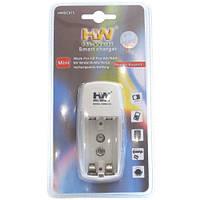Зарядные устройства для Ni-MH аккумуляторов. Зарядное устройство Hi-Watt BC015.