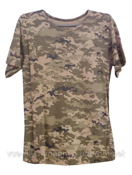 Одежда  ВСУ 2 футболка пиксель