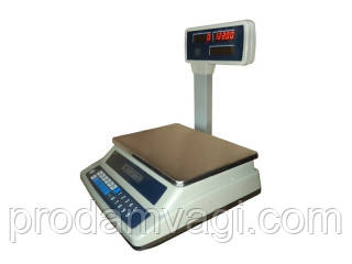 Весы торговые электронные ВТНЕ -15Т3.