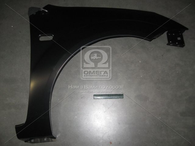Крыло переднее правое FORD FIESTA (Форд Фиеста) 2006-08 (пр-во TEMPEST)