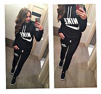Теплый спортивный костюм Nike, женский (два цвета)  , фото 1