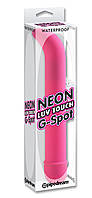 Вибратор точки G Neon Luv Touch G-Spot Pink, фото 1