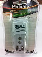 Maxday CD-01. Зарядное устройство для аккумуляторов, для Ni-Cd, NI-Mn